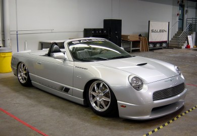 Saleen Ford Thunderbird
