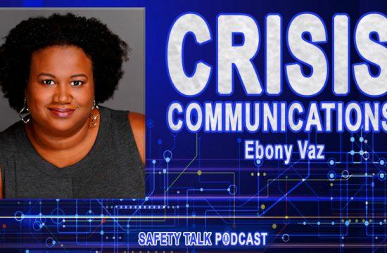 Ebony Voz crisis communications
