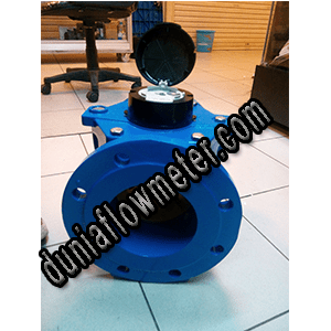 Water Meter Woltex 4 Inchi