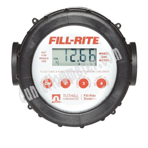 Digital Flowmeter Fillrite Type 820