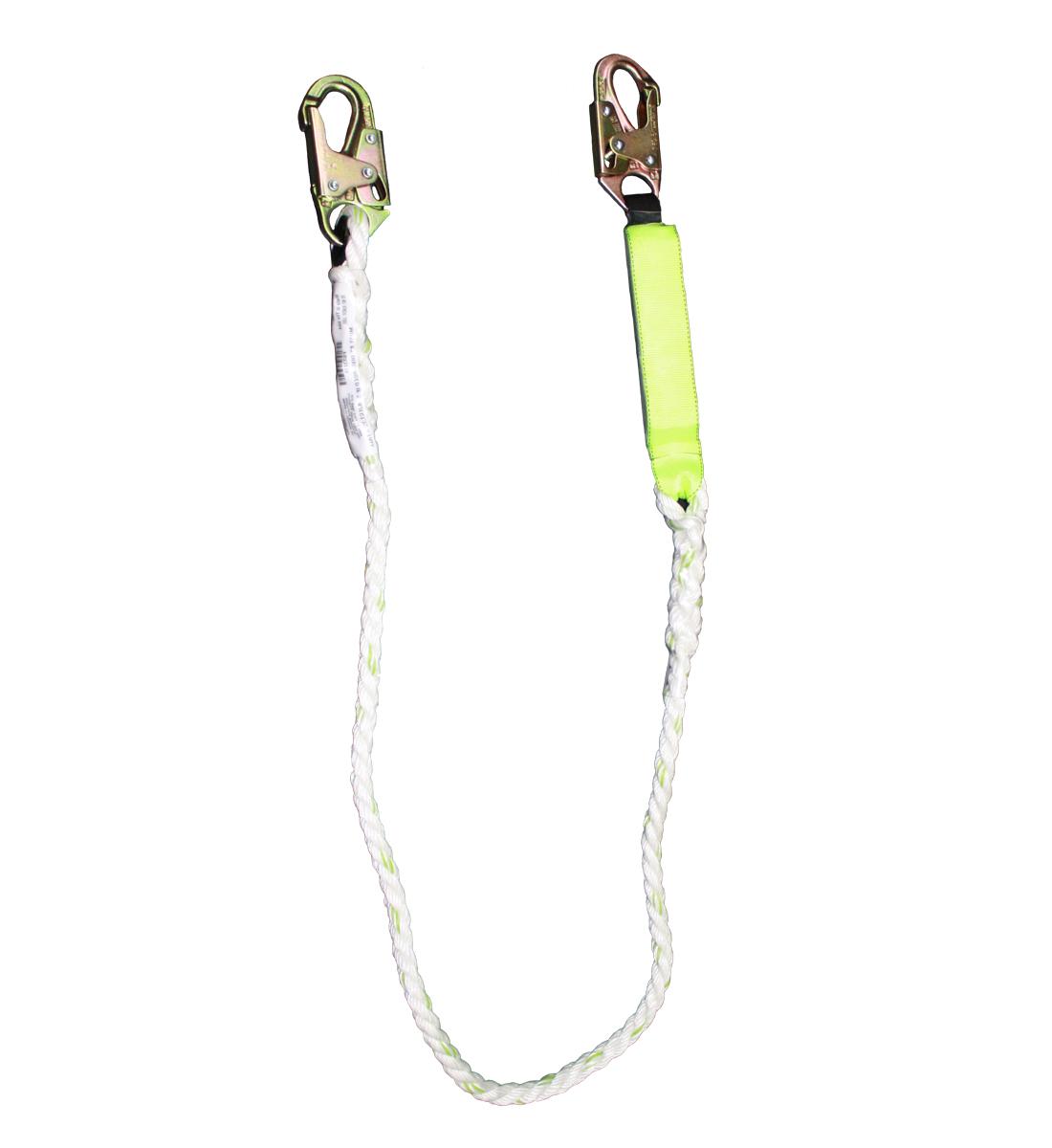 6 Energy Absorbing Rope Lanyard