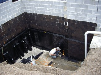 method statement for water proofing membrane for swimming pool