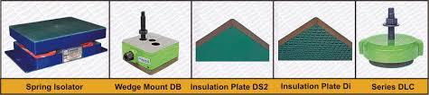 Noise & Vibration isolation method of statement