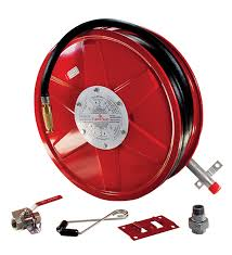 Fire Hose Reel Testing & Commissioning