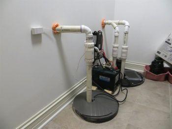 Testing & Commissioning Sump Pump Set