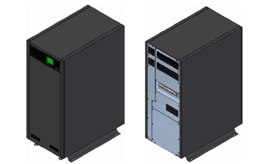 UPS Power Supply System Description