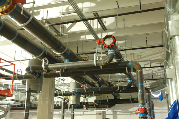 Method Statement For Installation, Pressure Testing & Insulation of Chilled Water Piping Valves and Accessories