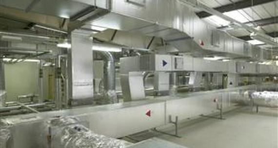 Method Statement For Installation of HVAC Supply, Return & Exhaust