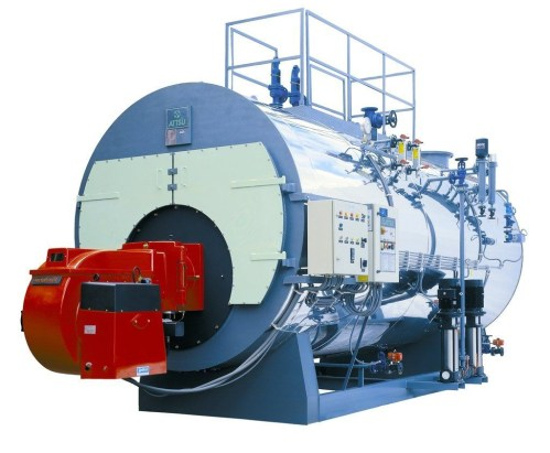 Steam Boiler Installation Method Statement