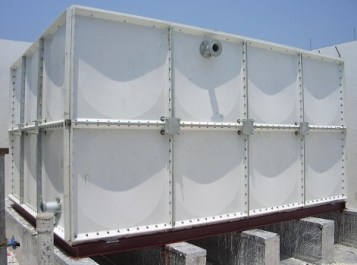 Method Statement for installation of GRP Water Sectional Tanks