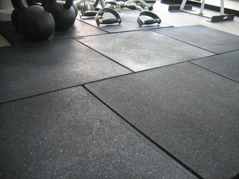 Safe Work Method Statement for Installation of Rubber Flooring