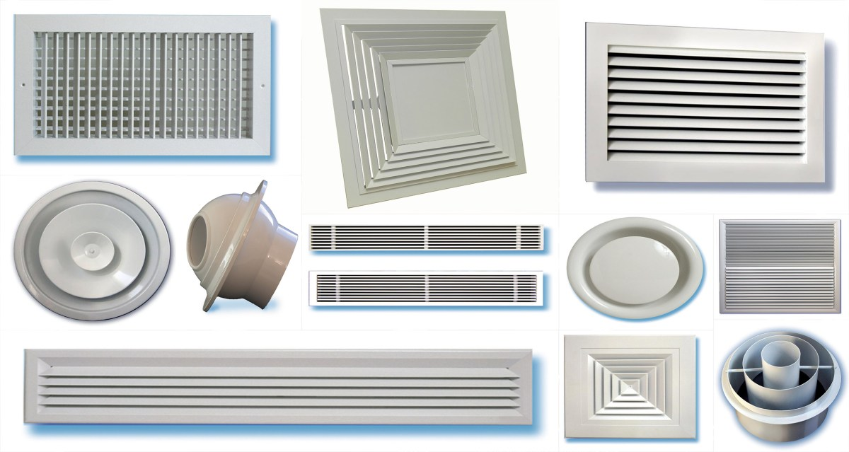 Method Statement for Installation of Grills, Diffusers, Registers & Louvers