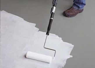Epoxy Paint Application