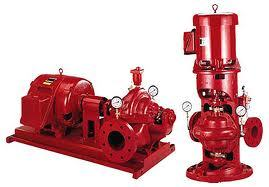 Installation of Fire Water Pump