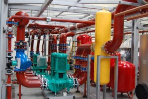 Chilled water Piping Procedure