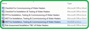 MST_For_Installation__Testing___Commissioning_of_Water_Heaters