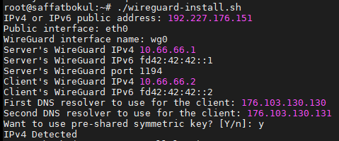 How To Quickly Setup WireGuard VPN On A Linux VPS & Setup Windows & Android As A Client 2