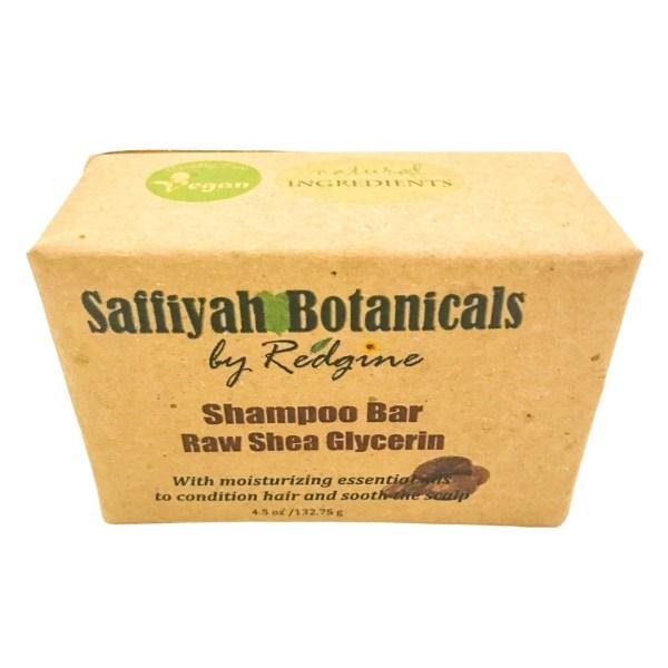 Raw Shea Moisturizing Shampoo Bar