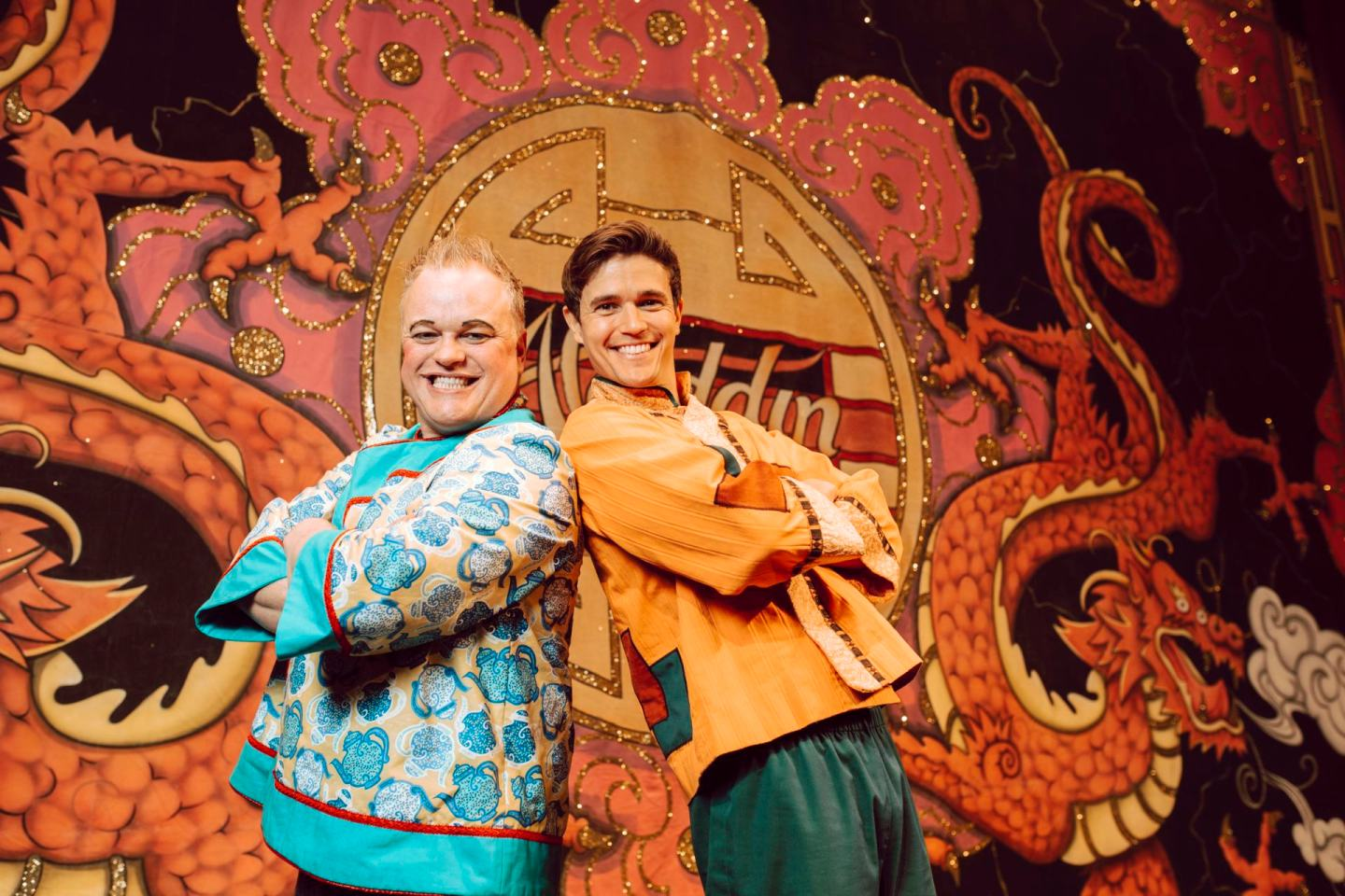 A panto experience with toddlers