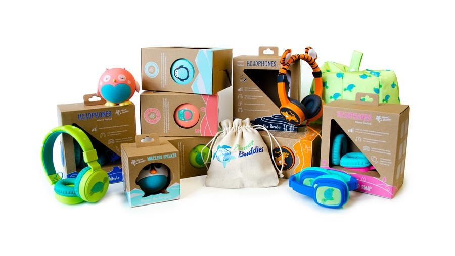 sustainable children's gifts for Christmas