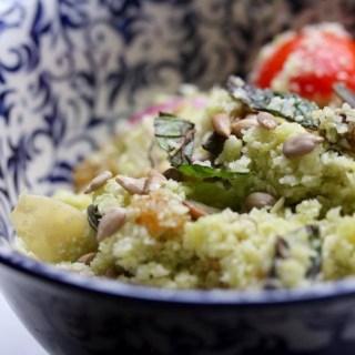 Cauliflower tabouleh