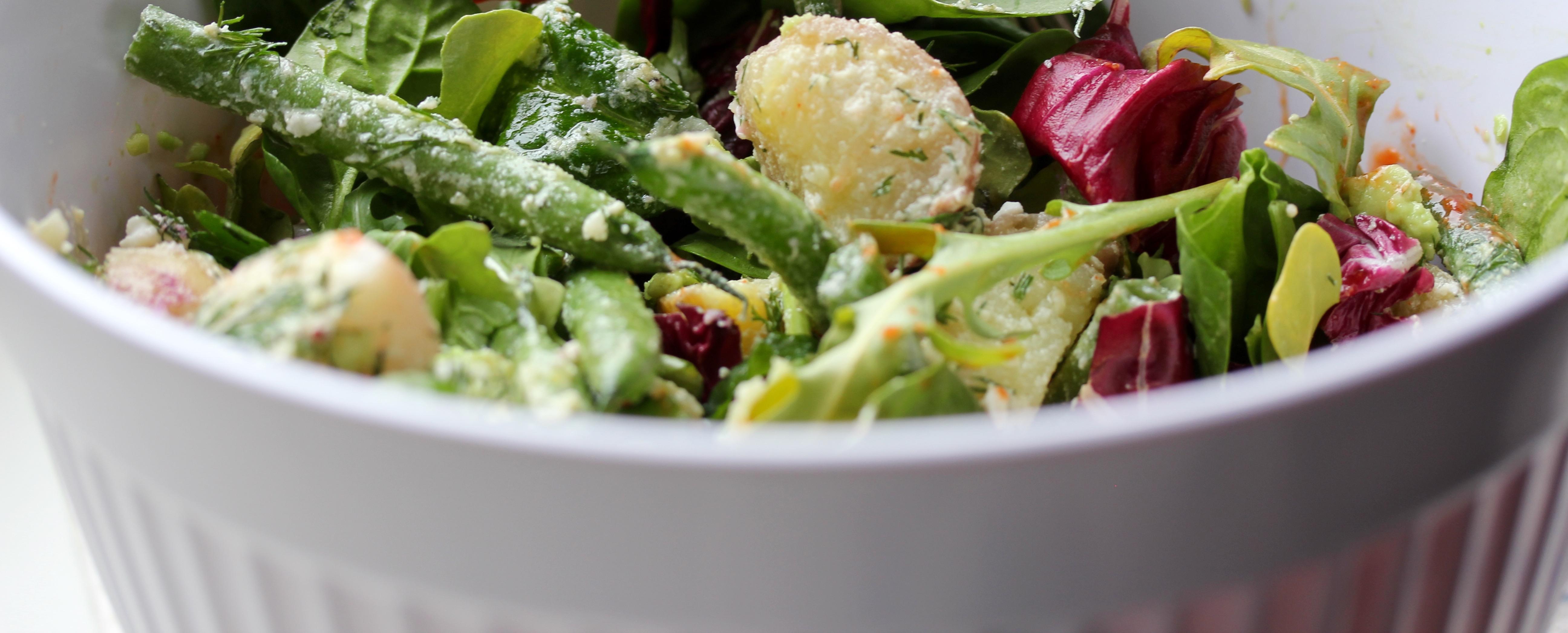 Green Bean Salad Recipe Nyt