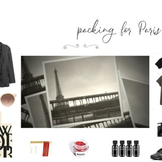 Packing for Paris ii