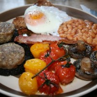 Bringing back the bacon to Cornwall for Farmhouse Breakfast Week
