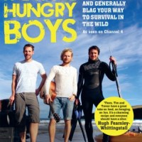 The Three Hungry Boys - a Twitter interview