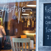 Rafferty's Café and Wine Bar St Merryn: open for business