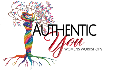 Logo for Authentic You women's workshops