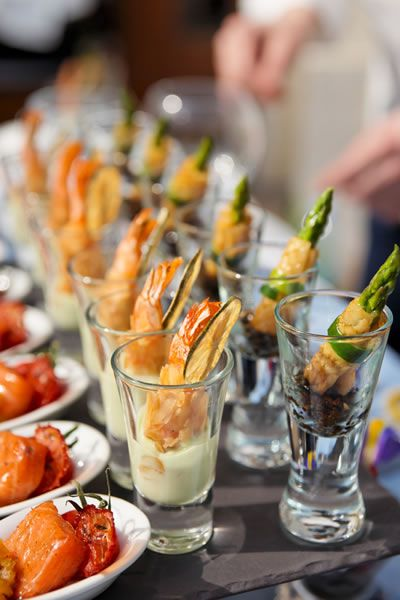 Outside Catering Solutions  Events  Contract  Birmingham Nottingham