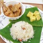 poila baisakh 2011 – an elaborate luncheon menu