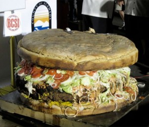 world biggest burger
