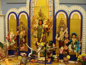 durga puja boston