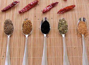 panch phoron indian five spices