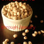 Announcing cooking with seeds event : Chickpeas