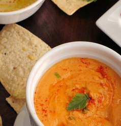 bell pepper hummus