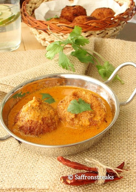 potato kofta curry