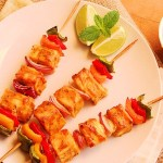 Paneer reshmi seekh kebab for your barbecue nights