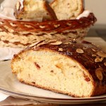 Mazanec – The Czech Easter bread and onset of spring !