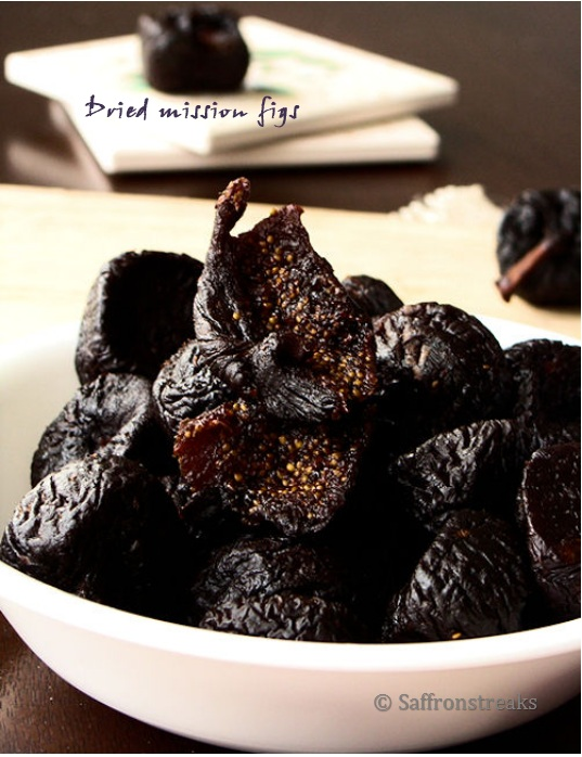 dried mission figs
