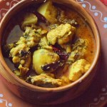 Sunday chicken curry Bengali style