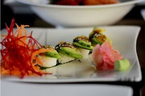 sushi restaurant review bangalore