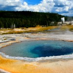 Old Faithful and Upper geyser basin trail –  Yellowstone National Park part II