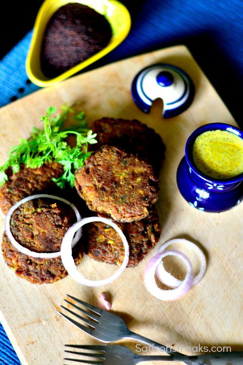mutton keema cutlet indian recipe