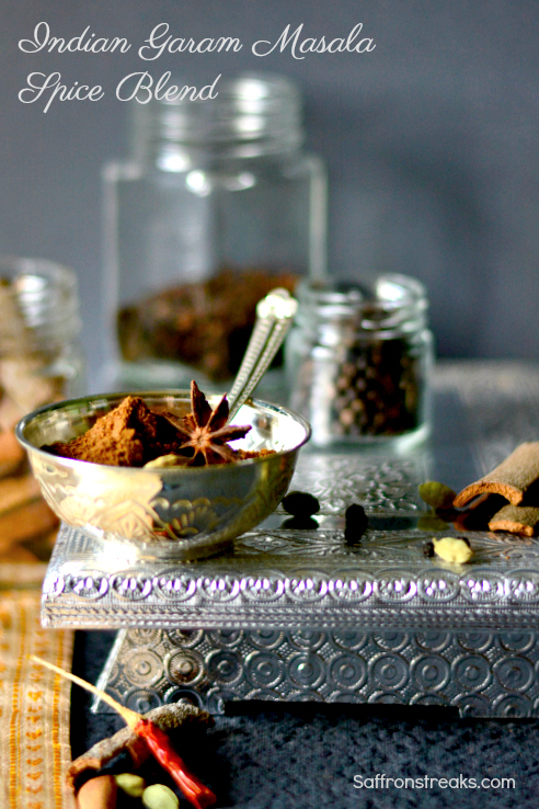 how to make punjabi garam masala recipe