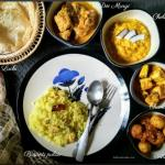 Durga puja rituals, believes and food menu special series – MahaSaptami
