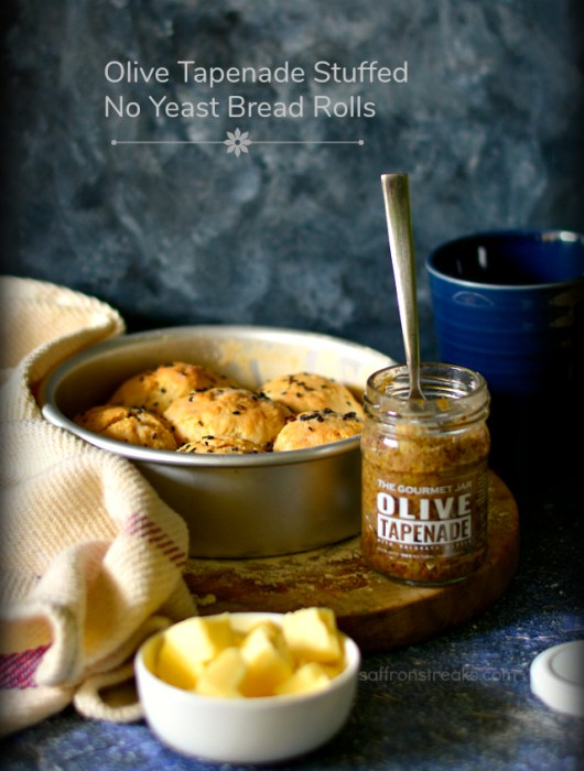 no yeast breakfast bread rolls recipe