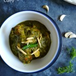 Bengali Dhonepata Murgi / Dhaniya Murgh / Indian Cilantro Chicken Curry – A Winter Special